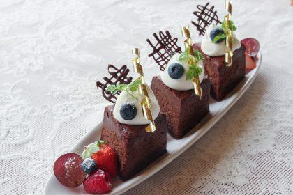 チョコレートケーキ【糖質制限】糖質オフ